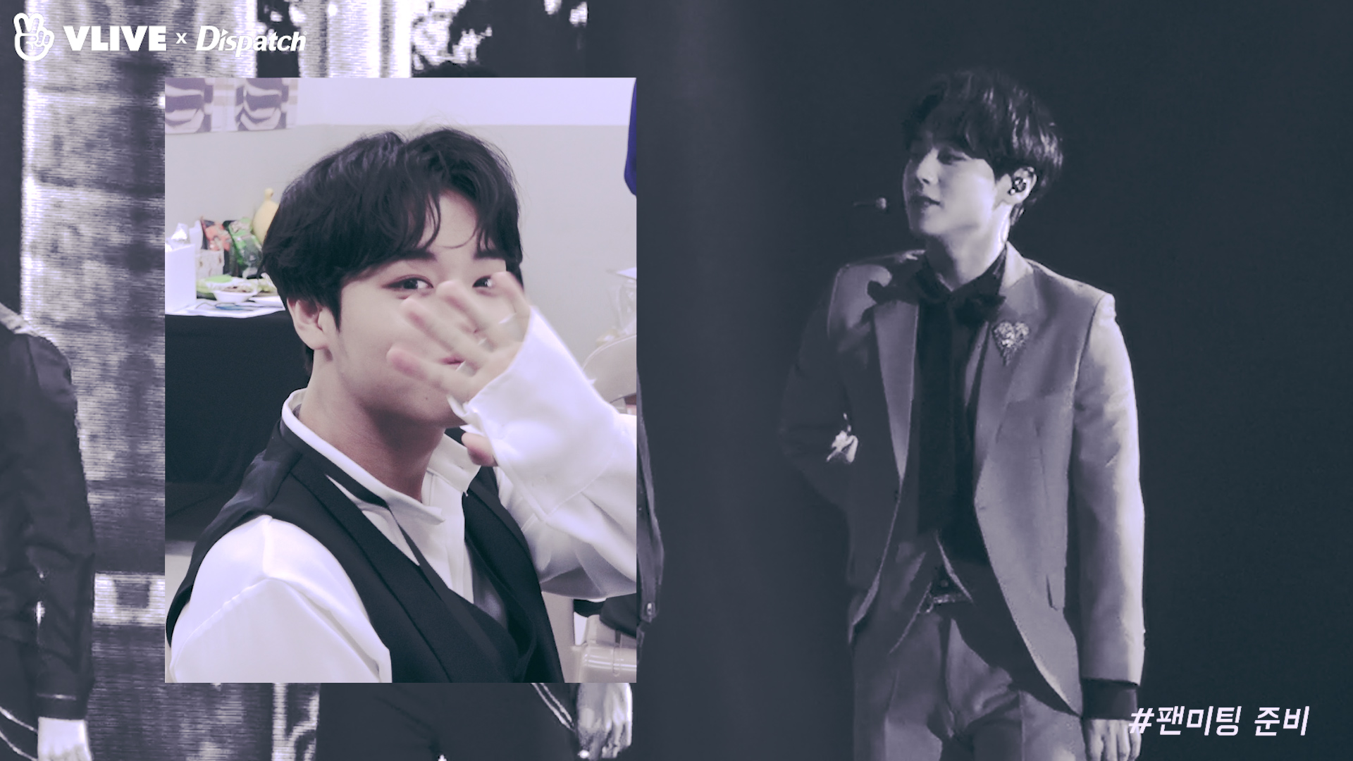 "[ⓓxV] ""May I Love you? ③"" HD MAKING SKETCH (박지훈 :PARK JI HOON)"