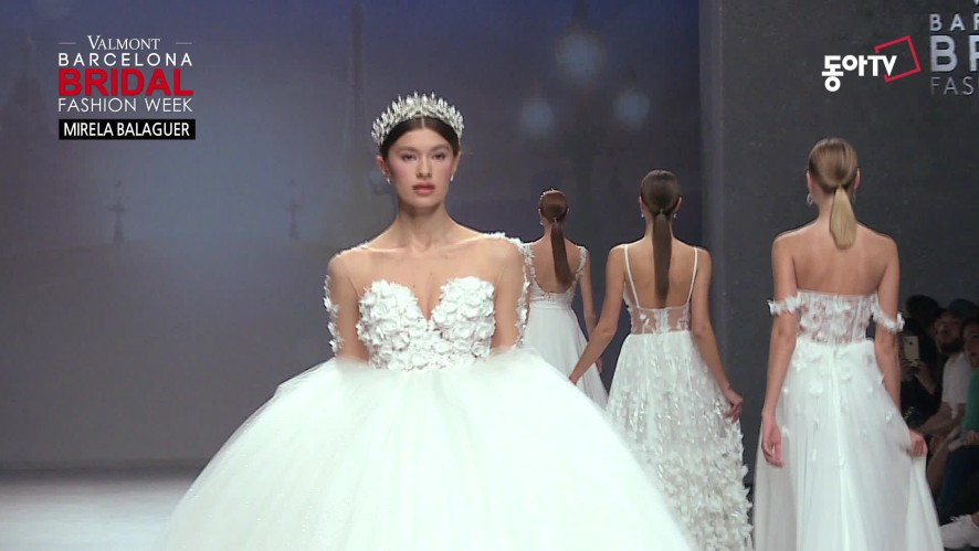 [2019 Barcelona Bridal Week] MIREIA BALAGUER
