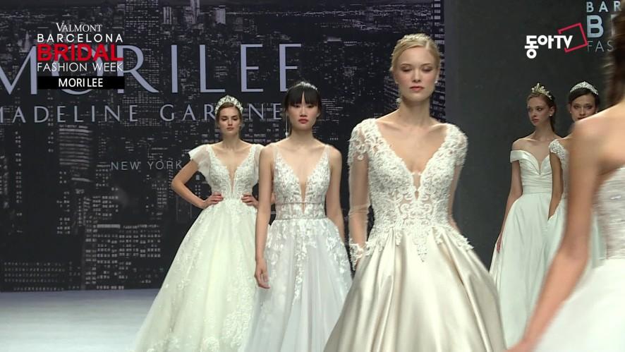 [2019 Barcelona Bridal Week] MORI LEE