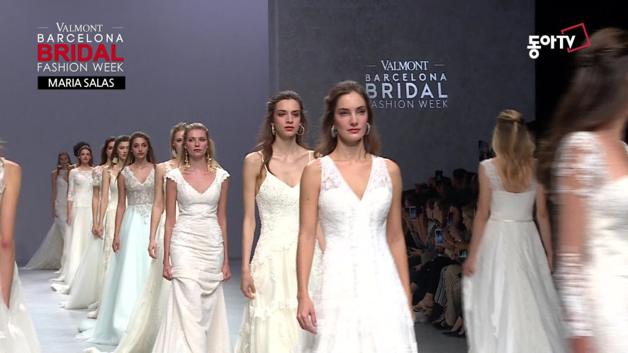 [2019 Barcelona Bridal Week] MARIA SALAS