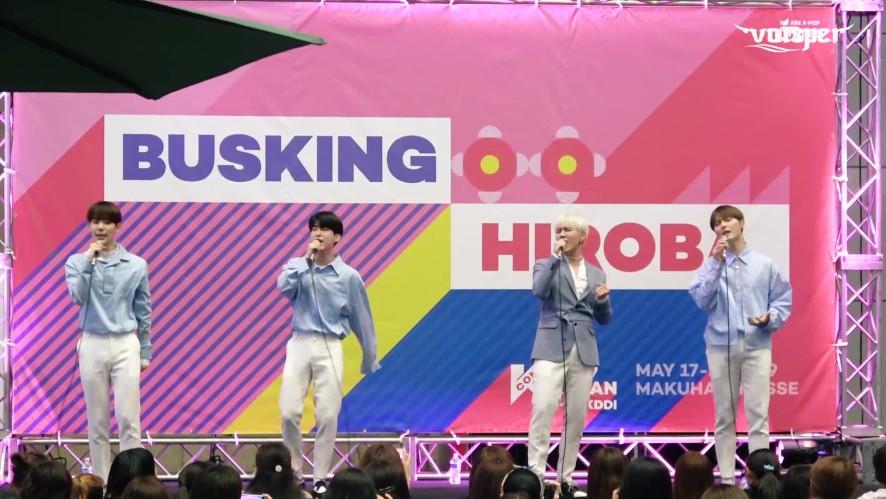 "VOISPER(보이스퍼)_""KCON 2019 JAPAN"" 비하인드 #3"