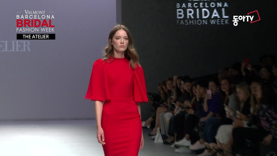 [2019 Barcelona Bridal Week] THE ATELIER