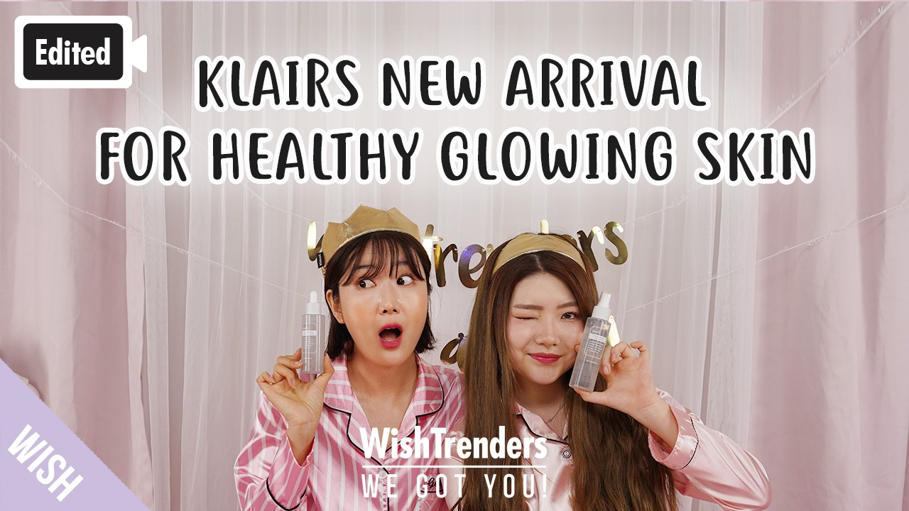 [Edited] 2 New Items from Klairs for the Most Fundamental Skincare!