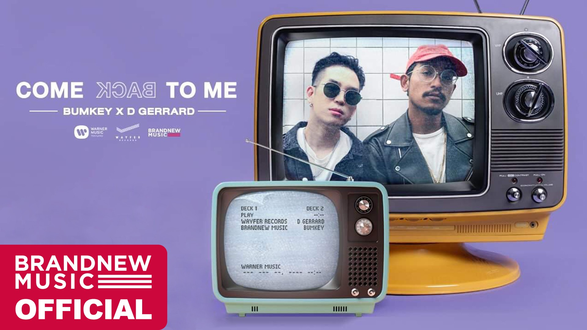 범키 (BUMKEY) X D Gerrard 'Come Back To Me' M/V