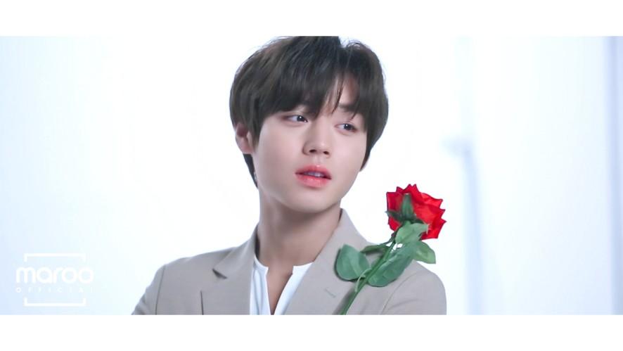 [Wink Arcade] 박지훈 '피자에땅' 광고 촬영 현장 비하인드 Lv.10
