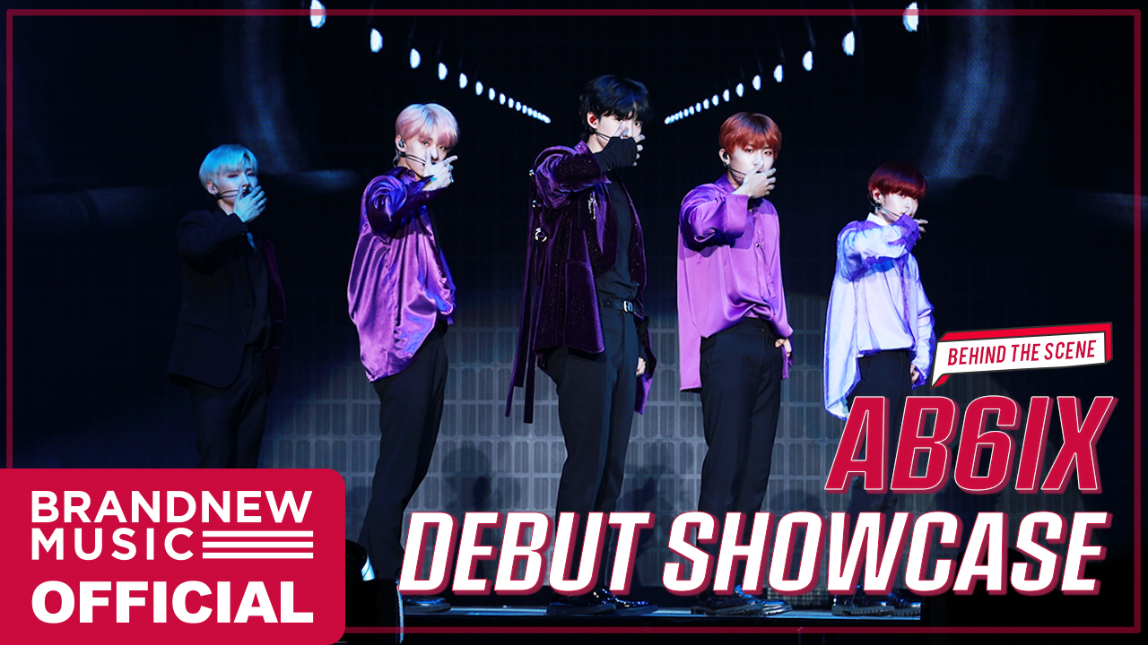 AB6IX (에이비식스) DEBUT SHOWCASE BEHIND