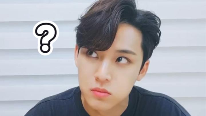 [SEVENTEEN] 🥔드디어 감자소년 졸업사진 탄생비화가 밝혀졌다는데요?!🎓 (MINGYU talking about his graduation photo)