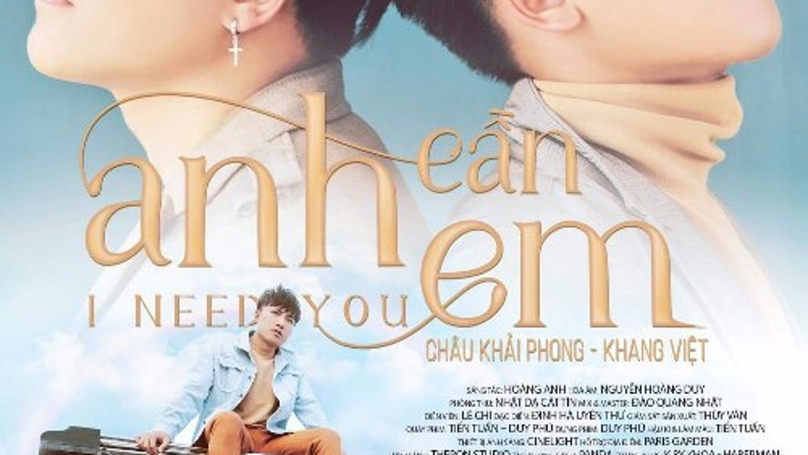 Anh Cần Em (I Need You) - Châu Khải Phong, Khang Việt | Gala Nhạc Việt Bài Hát Của Tháng