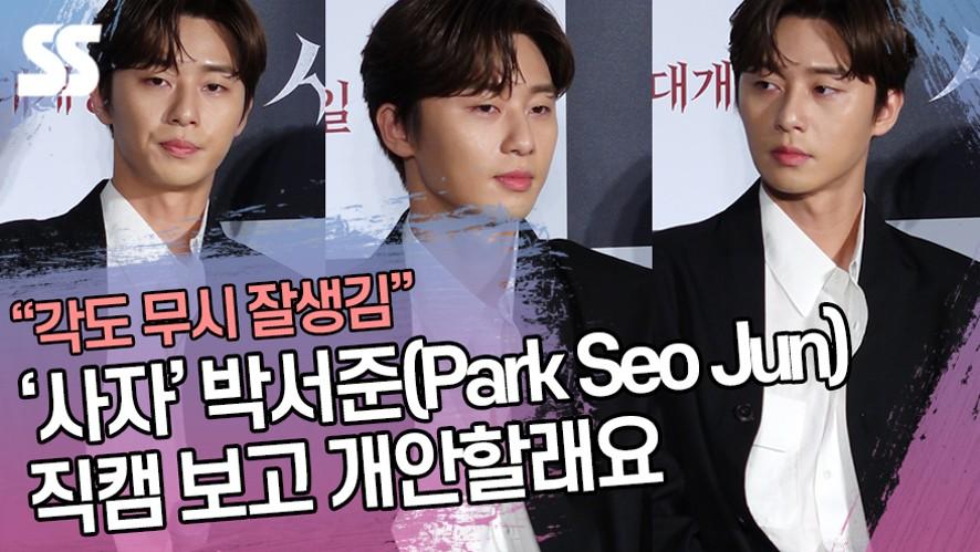 박서준(Park Seo Jun) 직캠 보고 개안할래요 ('사자' 제작보고회)