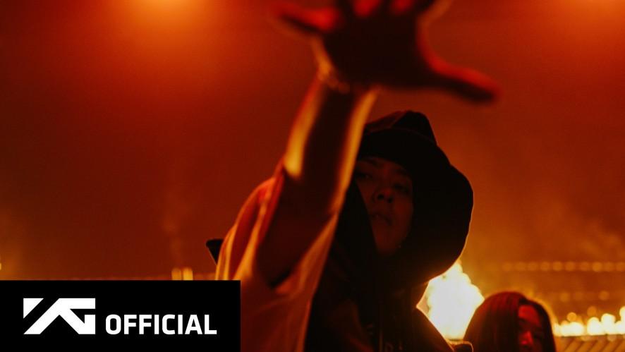 EUN JIWON(은지원) - '불나방 (I'M ON FIRE) (Feat. Blue.D)' M/V TEASER