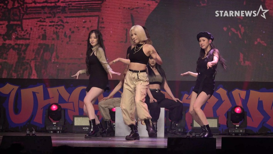 ★(G)I-DLE 'Uh-Oh' Showcase Stage (여자아이들,직캠)★