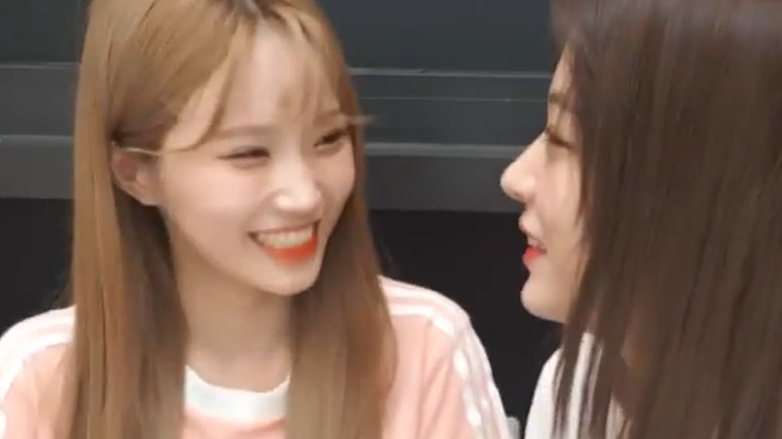 [fromis_9] 💗프롬이들 귀여움에 심장파손 + 꺄르륵에 배꼽파손😂 (fromis_9 talking about many things)