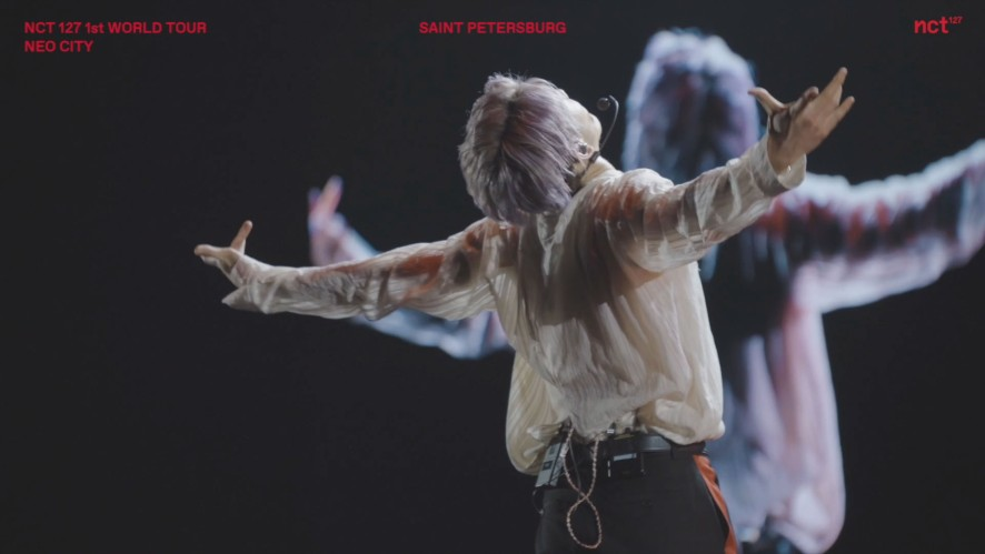 NCT 127 TAKES SAINT PETERSBURG : 1ST WORLD TOUR _NCT 127 TO THE WORLD