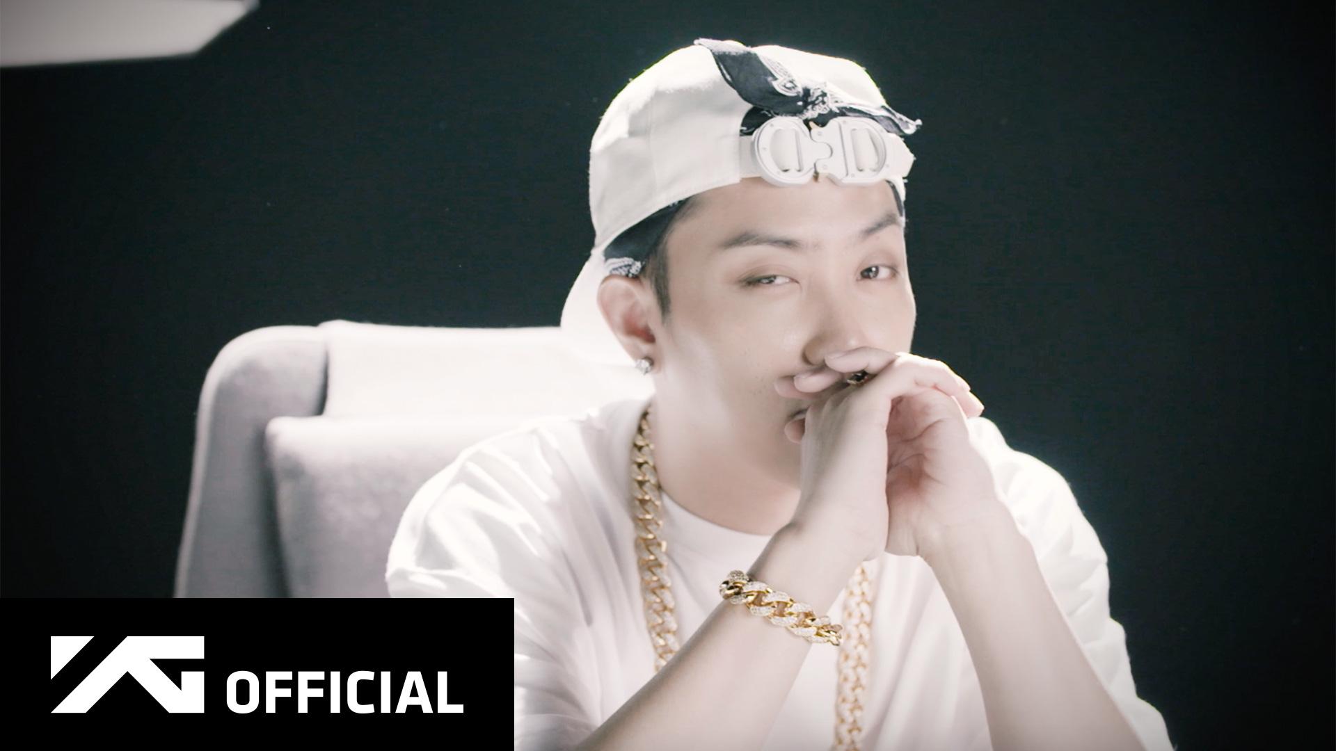 EUN JIWON(은지원) - '불나방 (I'M ON FIRE) (Feat. Blue.D)' M/V MAKING FILM