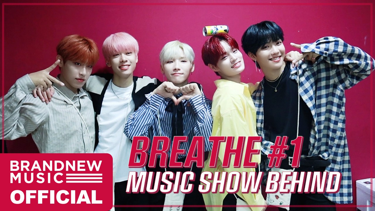 AB6IX (에이비식스) MUSIC SHOW BEHIND