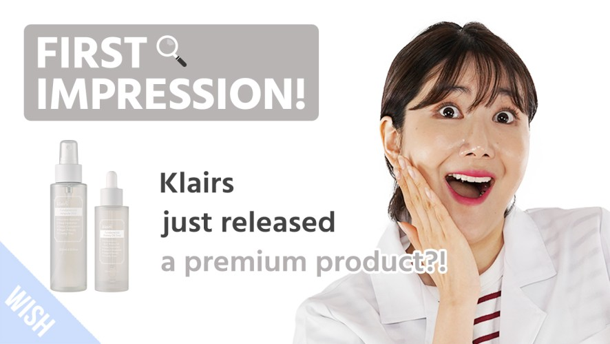 For those looking for skincare at its core | KLAIRS Fundamental line