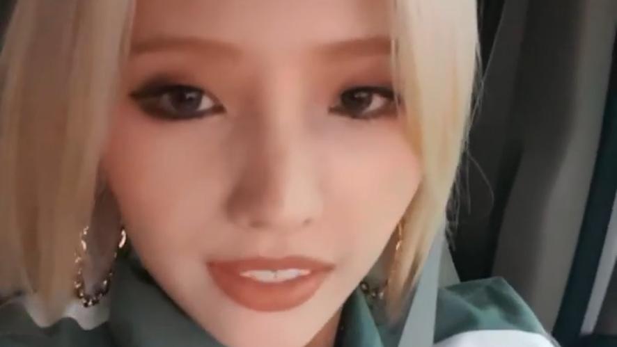 [(G)I-DLE] 미식학과 수석입학 전소연님의 민초 평: 치약 자체가 맛있잖아요 (So Yeon talking about her taste in food)