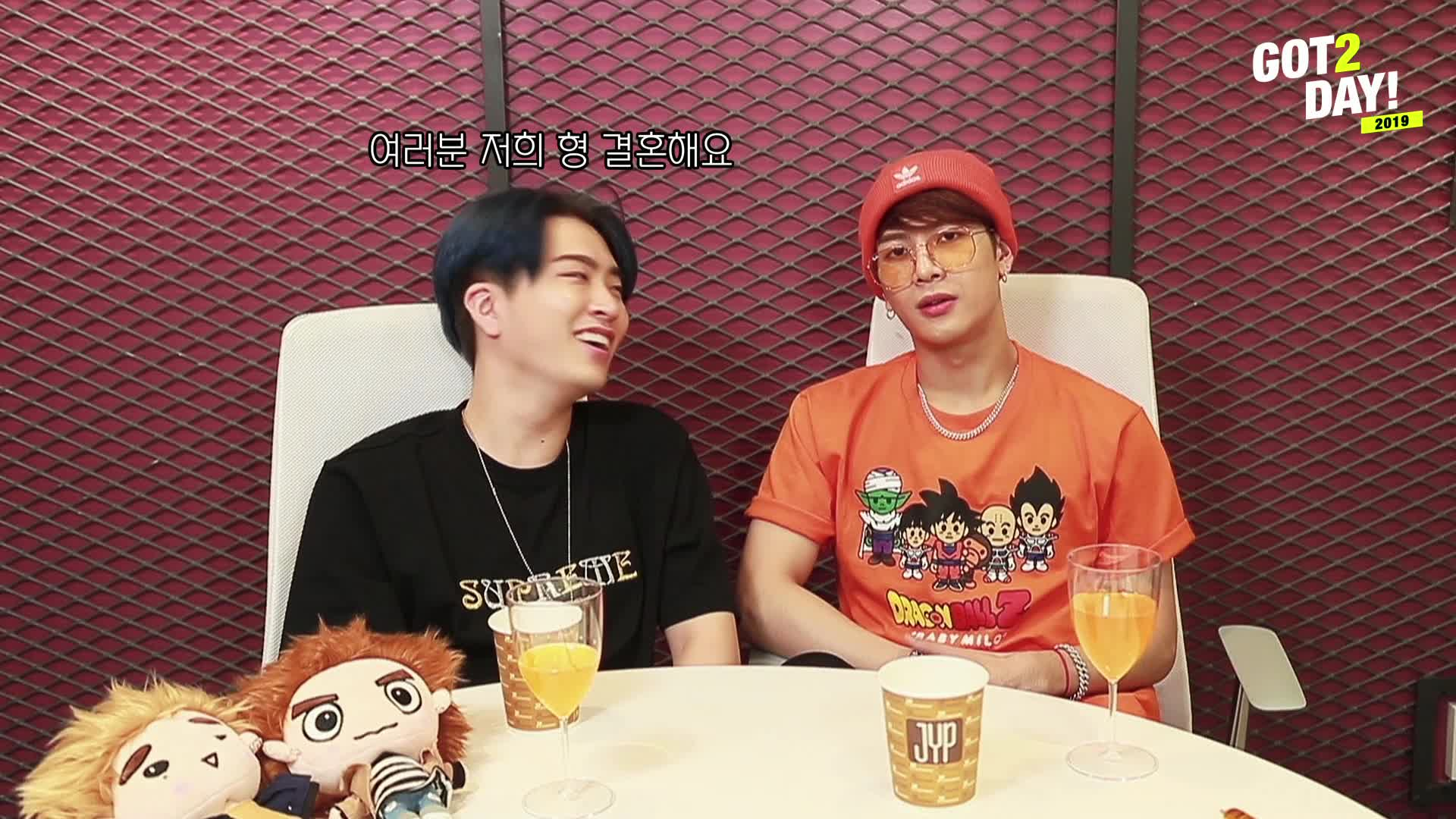 [GOT2DAY 2019] 01. Jackson & Youngjae