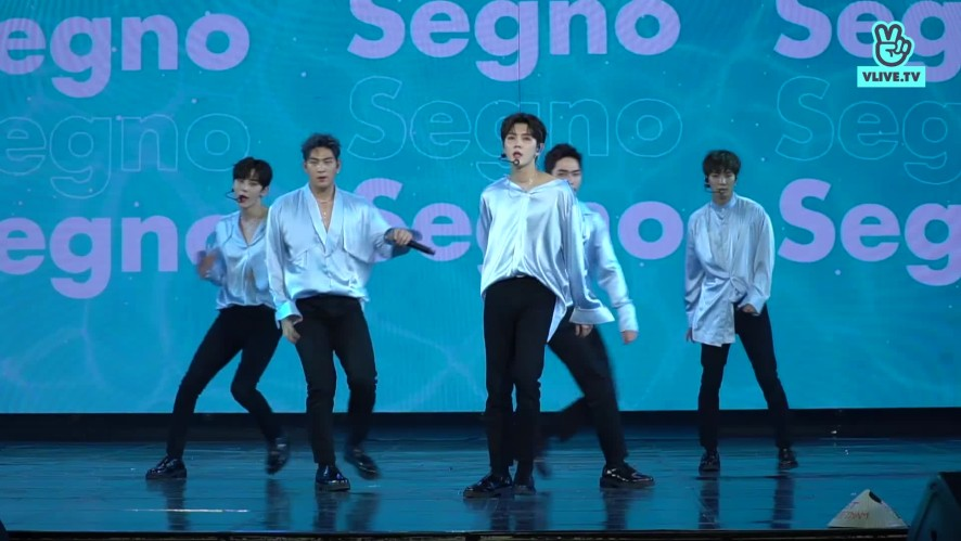[Focused camera] - NU'EST- SEGNO - V HEARTBEAT LIVE JUNE 2019
