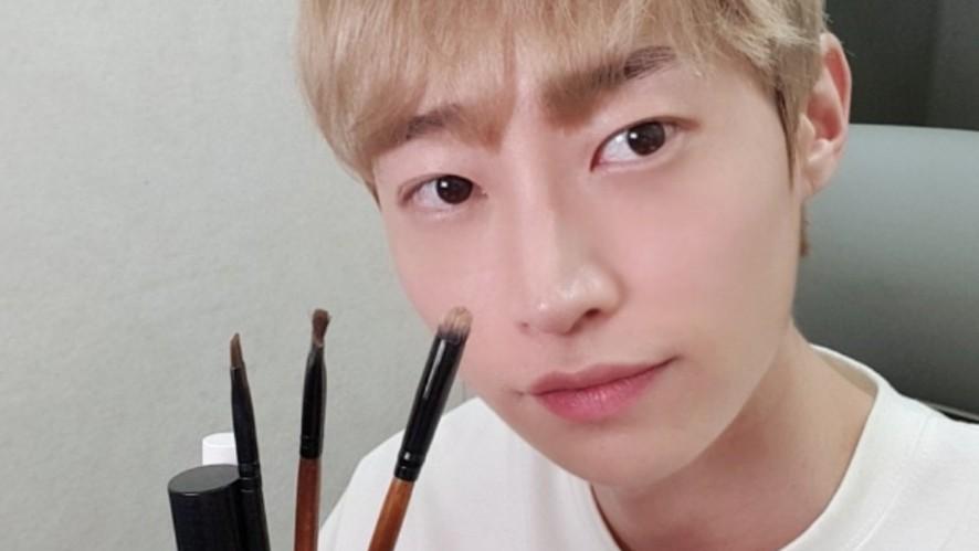 충완의 make-up