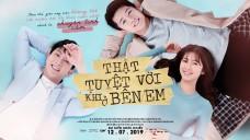 "[Movie Talk] - Phim ""Thật tuyệt vời khi ở bên em"" - MC Toof P"