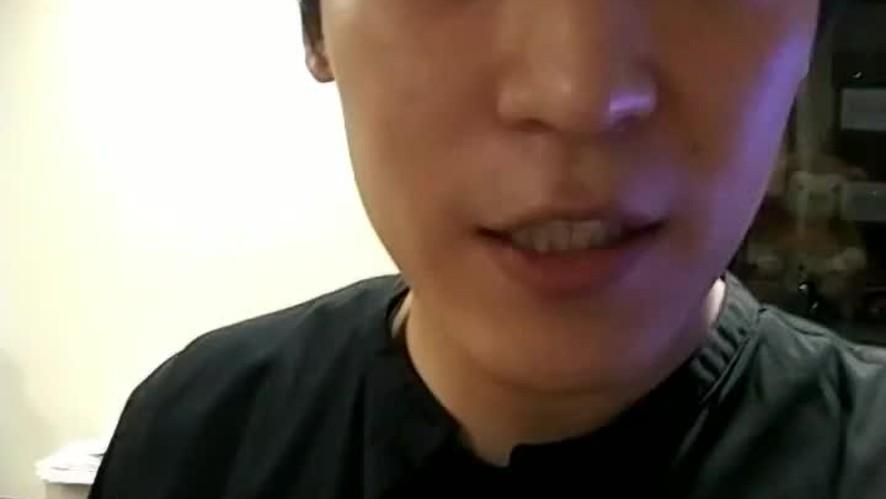 존박의 뮤직하이 마지막 생방송