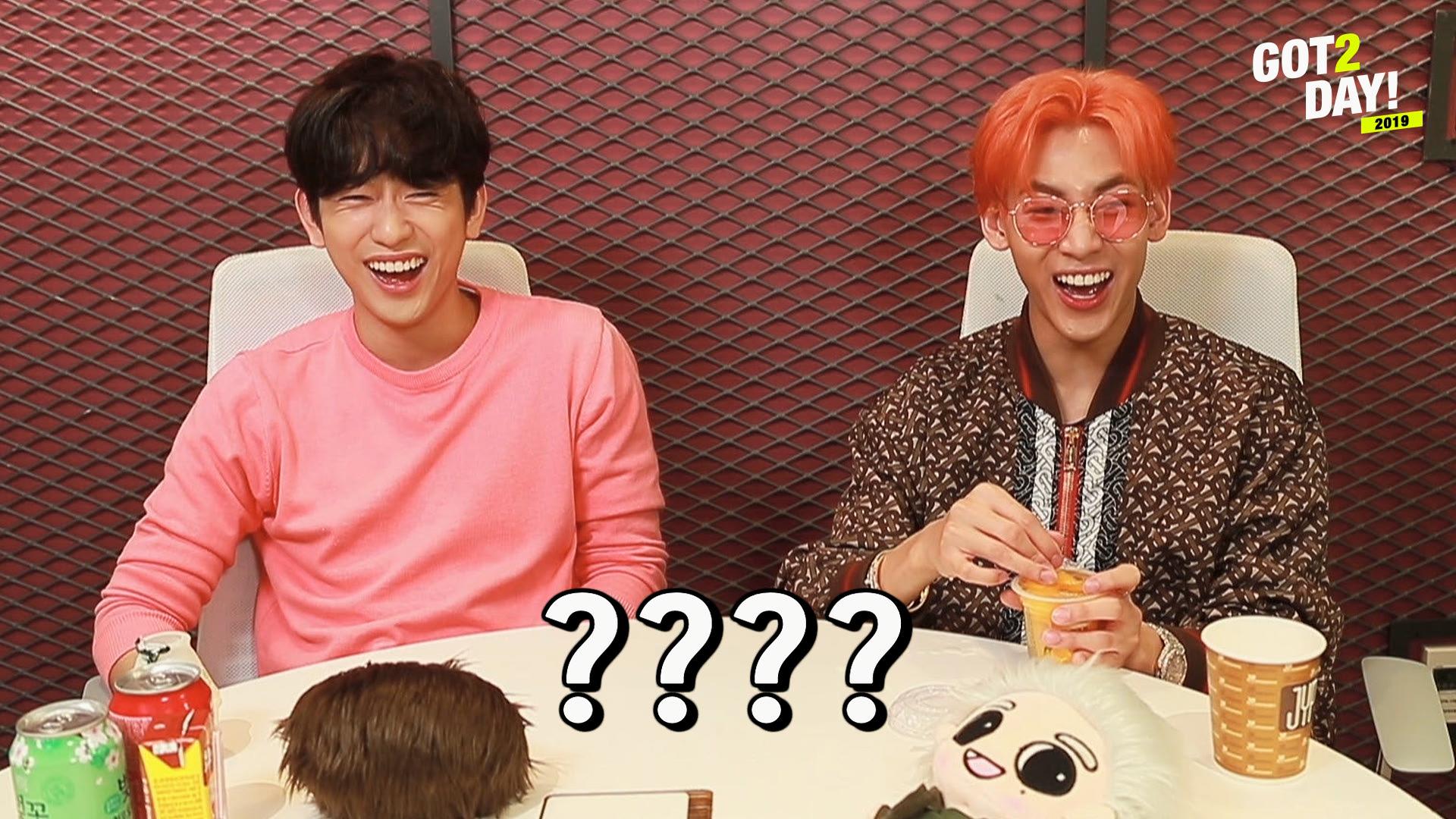 [GOT2DAY 2019] 02. Jinyoung & BamBam