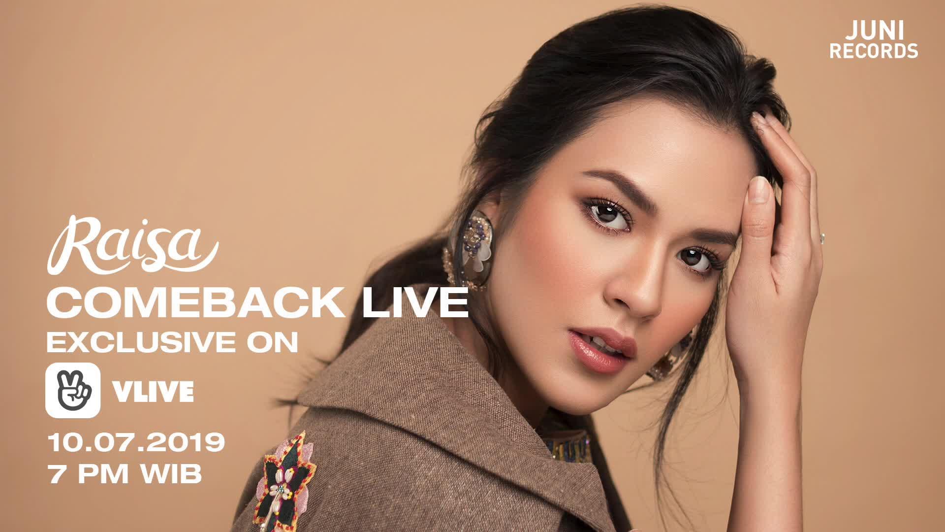 How to Enjoy RAISA Comeback Live on V LIVE (by RAISA)