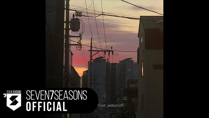 비범 (B-BOMB) - 'Dawn (Feat. jeebanoff)' (Lyric Video)