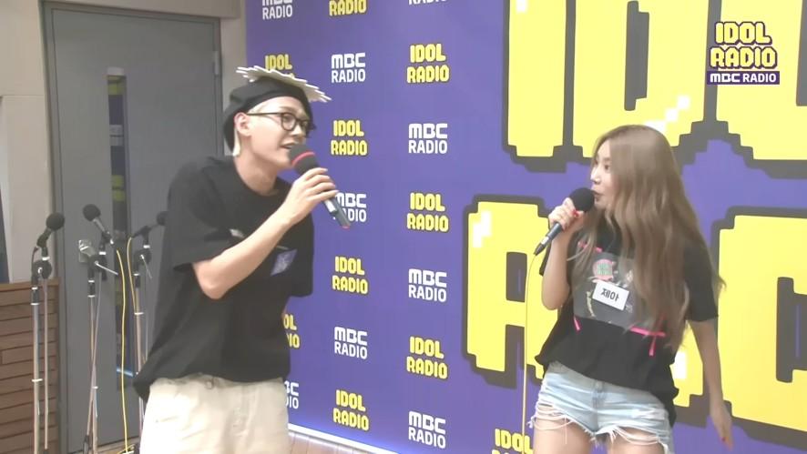 """제아가 부르는 """"한 여름 밤의 꿈 (feat. 정일훈)""""  ♬♪"""