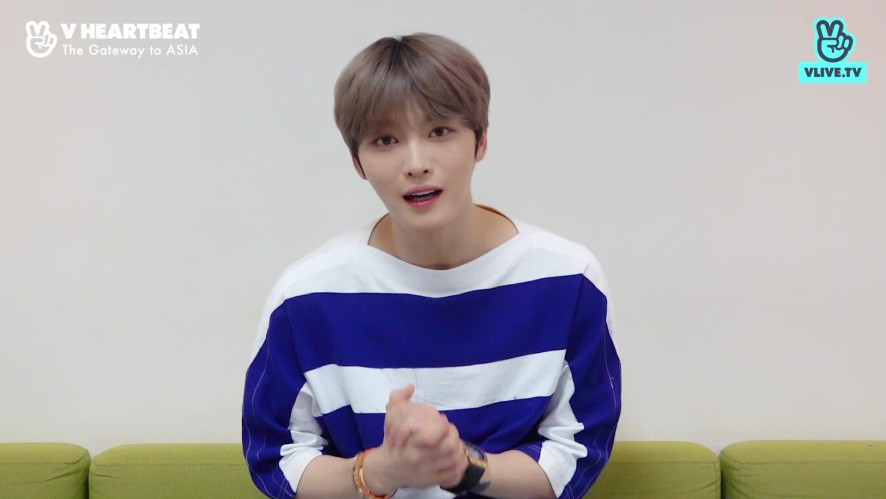 Kim JaeJoong Greeting to VFans!