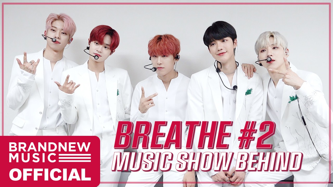 AB6IX (에이비식스) MUSIC SHOW BEHIND #2