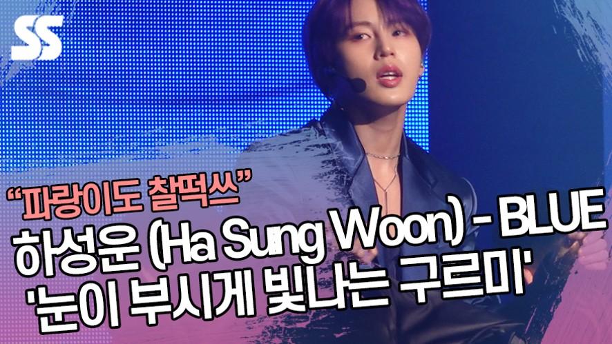 하성운 (Ha Sung Woon) - BLUE '눈이 부시게 빛나는 구르미'