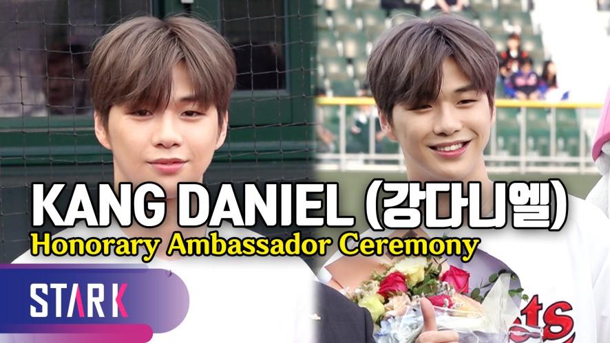 드디어 떴다! '부산의 자랑' 강다니엘 홍보대사 위촉식 (Kang Daniel, Honorary Ambassador Ceremony)