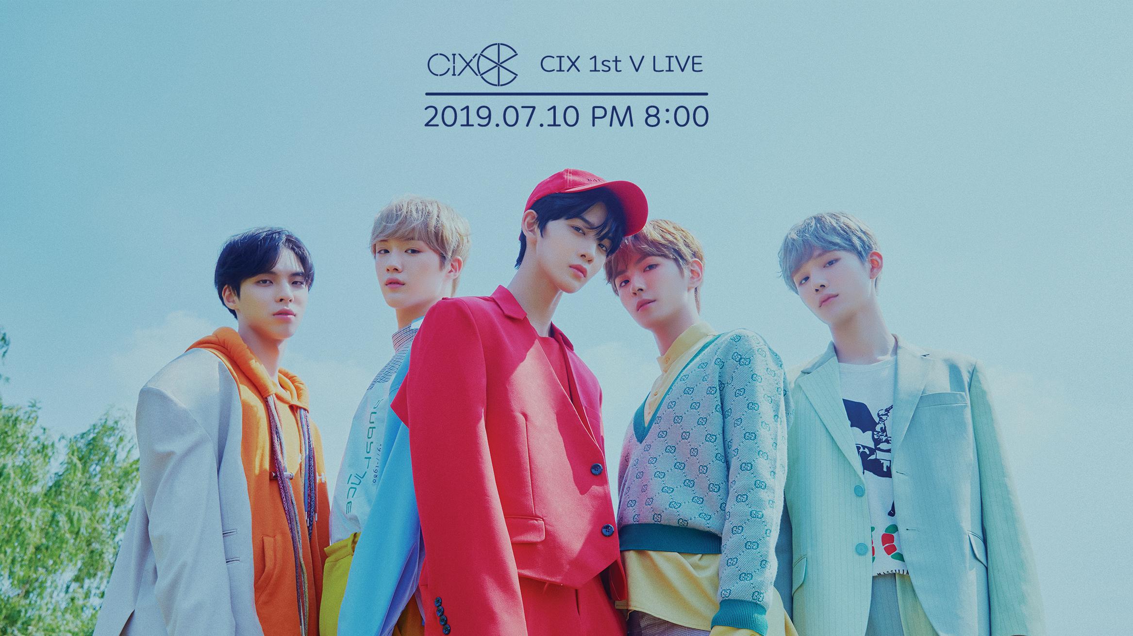 CIX 1st V LIVE