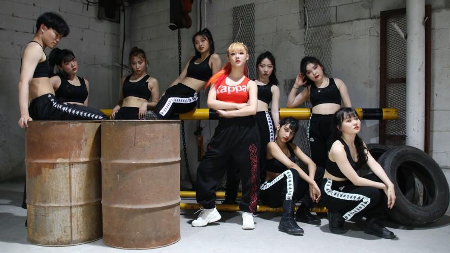 소녀주의보(GSA) 구슬(Choreography)