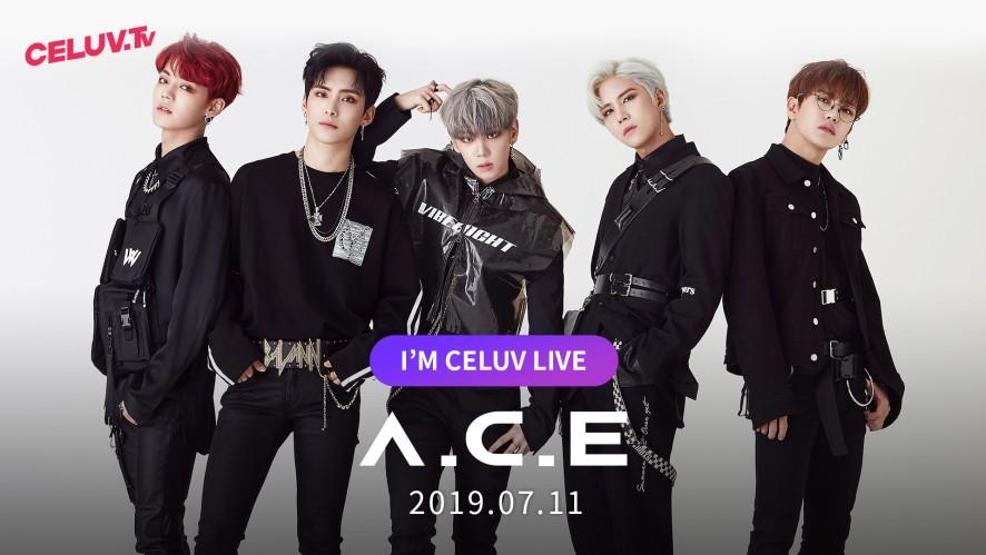 [I'm Celuv] A.C.E(에이스), Under Cover 해! 네 맘에~ (Celuv.TV)