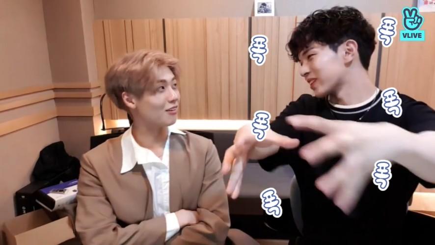 [N.Flying] 이 디테일한 야식 표현력,, 듣는 것만으로도 나는 이미 과식,,🍽 (SeungHyub&HweSeung talking about late night snack)
