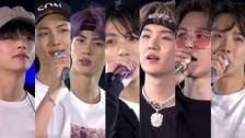 BTS WORLD TOUR 'LOVE YOURSELF: SPEAK YOURSELF' in Wembley Stadium