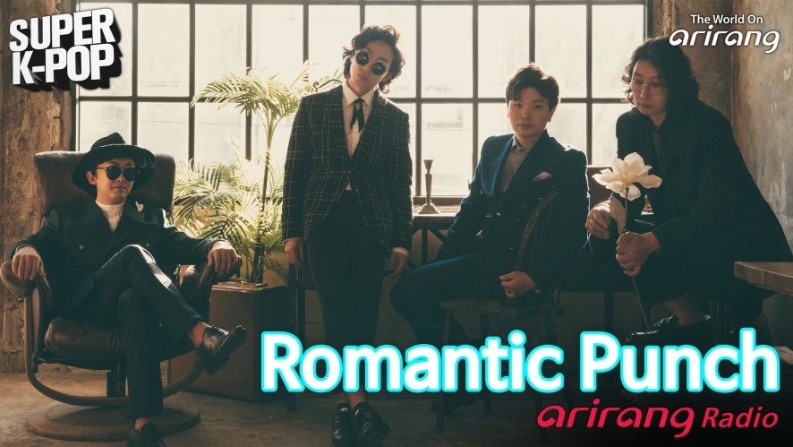 Arirang Radio (Super K-Pop / Romantic Punch 로맨틱펀치)