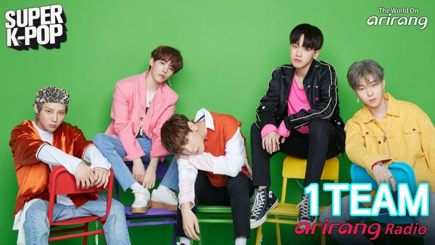 Arirang Radio (Super K-Pop / 1TEAM 원팀)