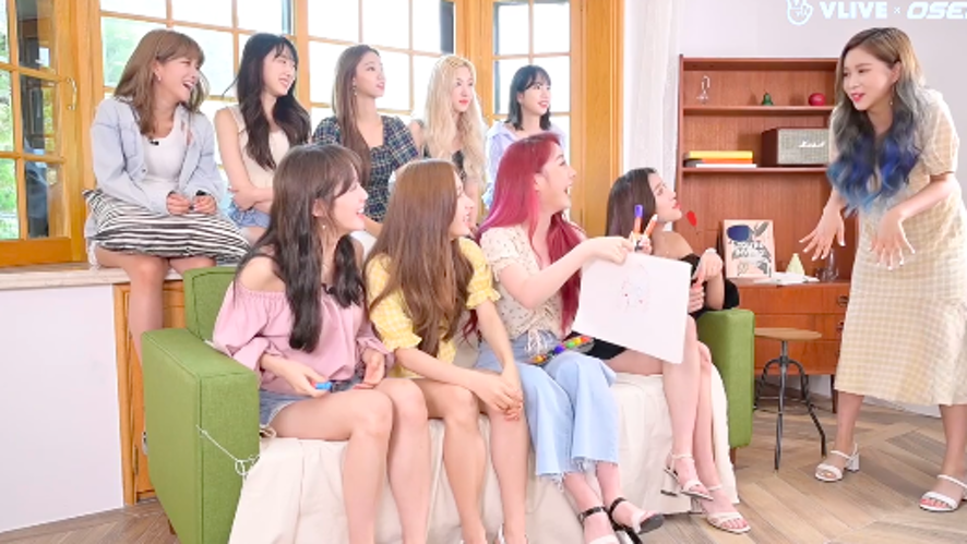 WJSN, who will be the winner of this game?