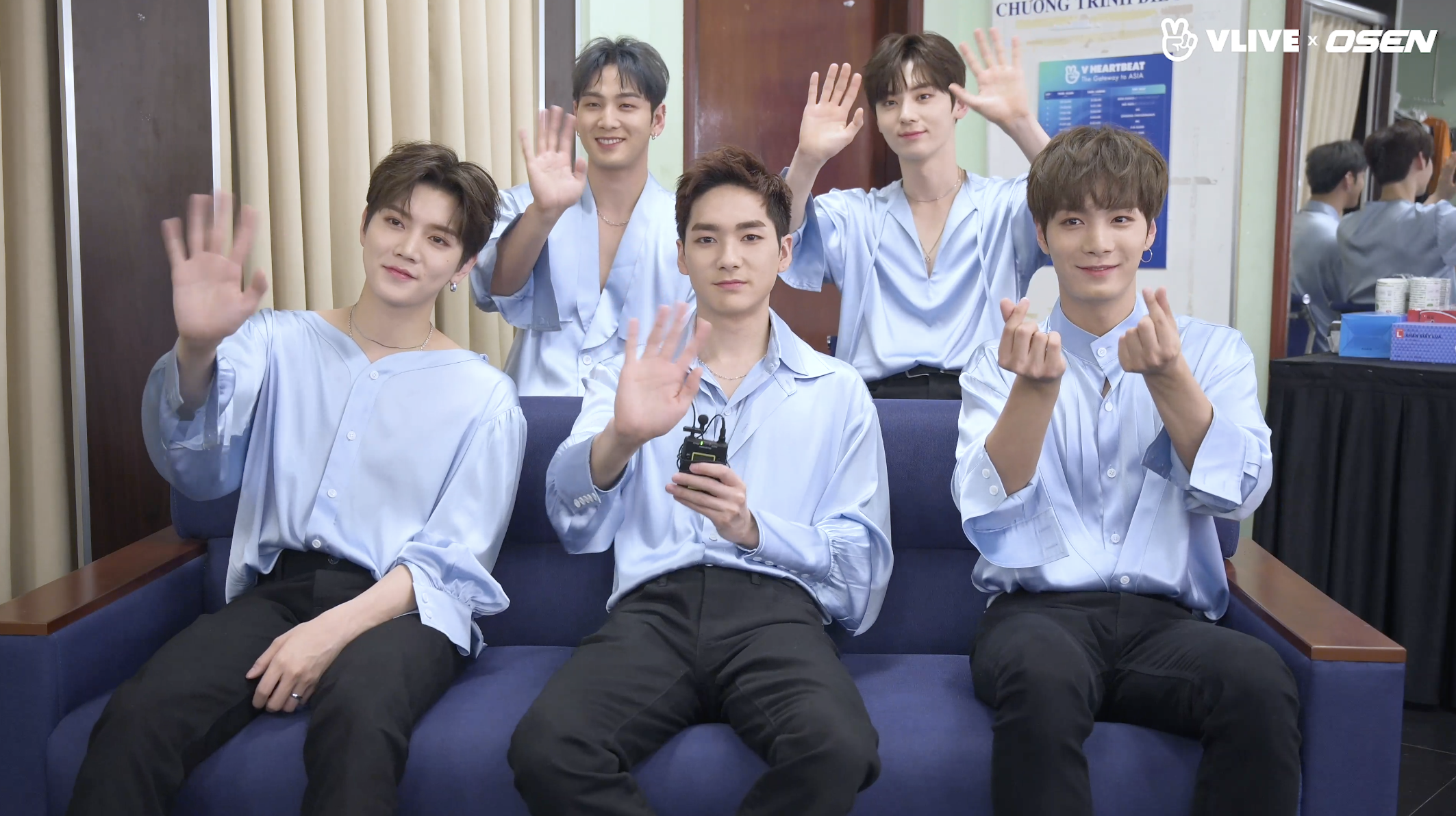 NU'EST 뉴이스트, 인터뷰 대공개 in Vietnam NU'EST, interview in Vietnam