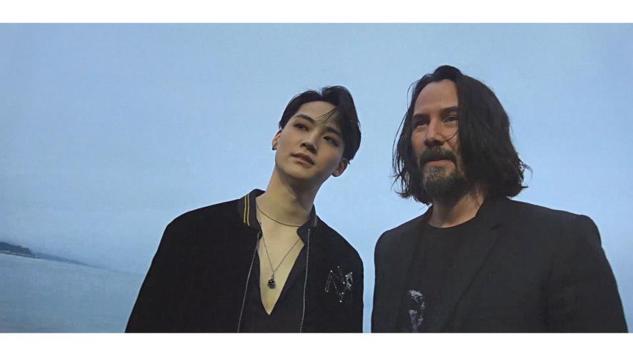 GOT7(갓세븐) JB X SAINT LAURENT 2020 S/S COLLECTION