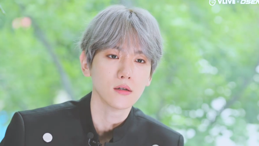EXO BAEKHYUN says the best scene in the M/V was - Star Road EP02