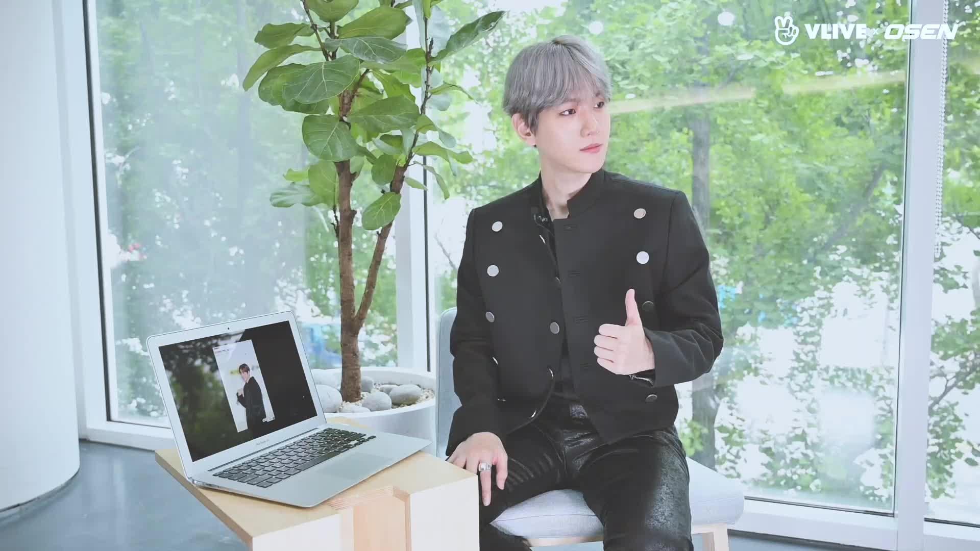EXO 엑소 백현, 셀카 잘찍는 비결은? #스타로드 04