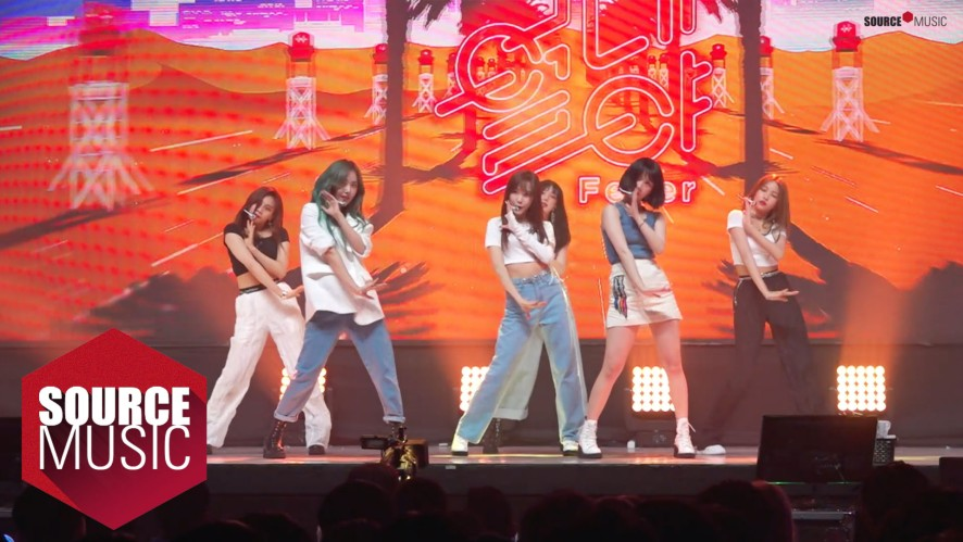 [Special Clips] 여자친구 GFRIEND - FEVER SEASON Showcase Behind