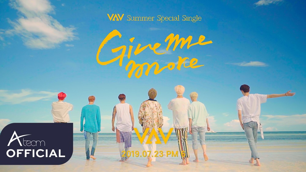 VAV - 'Give me more(Feat. De La Ghetto & Play-N-Skillz)' MV Teaser 1