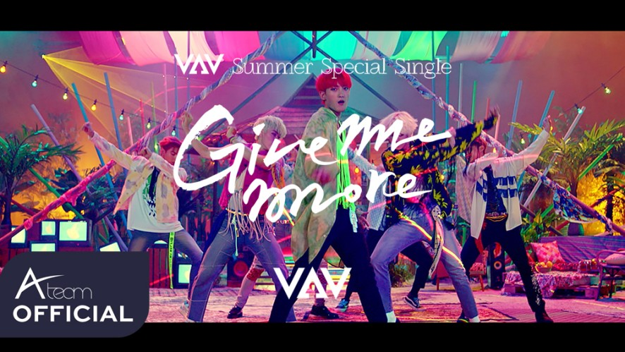 VAV - 'Give me more(Feat. De La Ghetto & Play-N-Skillz)' MV Teaser 2