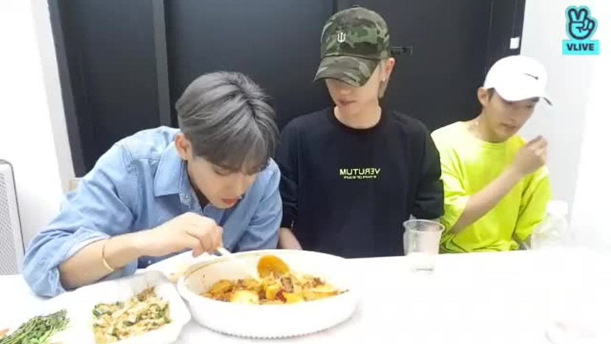 Mingyu's Dinner Show 🍽#5